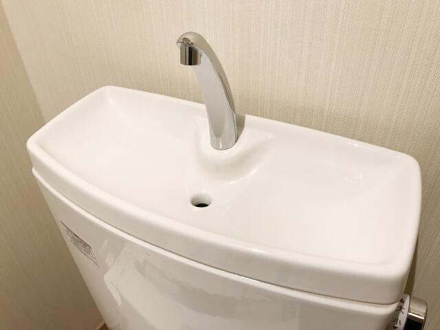 交換するトイレ
