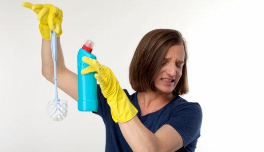 トイレ掃除が嫌いな人必見!手を汚さずにキレイにする簡単な掃除方法